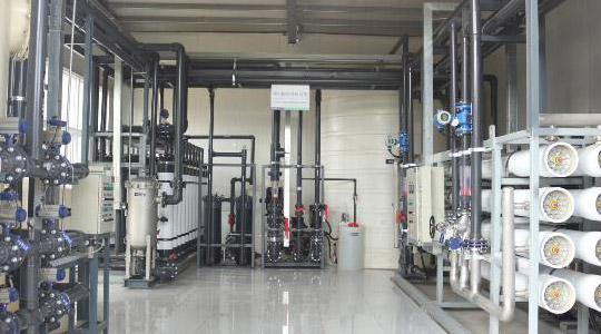 理士电池工厂排放标准与控制